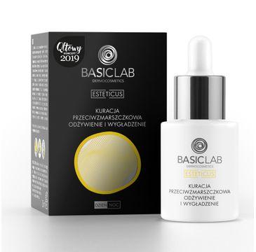 Basic Lab – Esteticus kuracja przeciwzmarszczkowa odżywienie i wygładzenie(15 ml)
