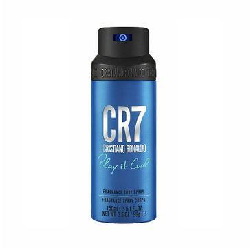 Cristiano Ronaldo – CR7 Play it Cool dezodorant spray (150 ml)