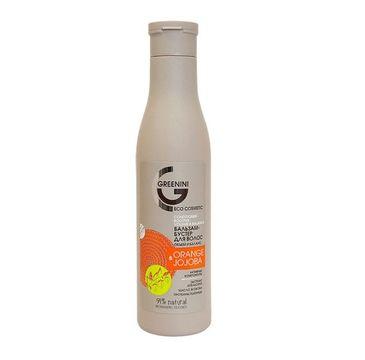 Greenini – Orange & Jojoba Conditioner wzmacniająca odżywka do włosów Pomarańcza i Olej Jojoba (250 ml)