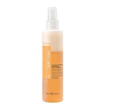 Fanola Nutri Care Restructuring Conditioner – dwufazowa odżywka do włosów (200 ml)