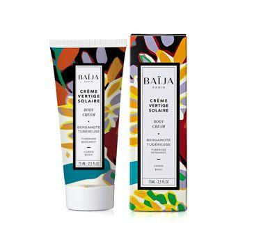 Baija  Body Cream krem do ciała Vertige Solaire (75 ml)