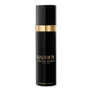 Carolina Herrera Bad Boy dezodorant spray (100 ml)