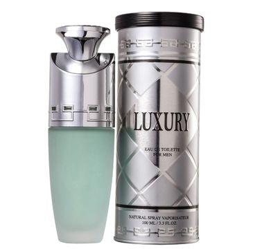 New Brand – Luxury For Men woda toaletowa spray (100 ml)