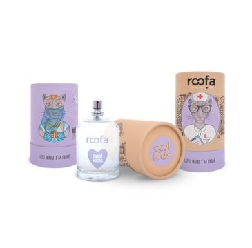 Roofa Cool Kids Emirates Girl woda toaletowa spray 100ml