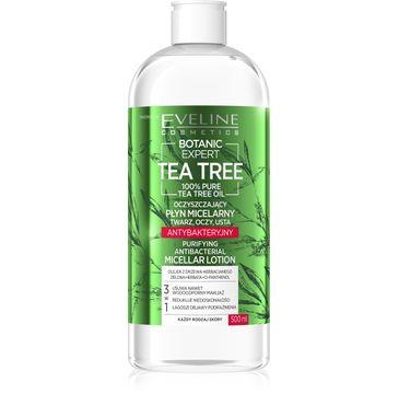 Eveline – Botanic Expert TEA TREE Płyn micelarny (500 ml)