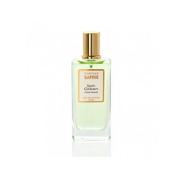 Saphir – woda perfumowana spray Sph Green Pour Femme (50 ml)