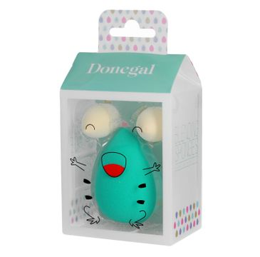 Donegal - gąblka do makijażu Blending Sponge 2+1 Żabka (1 szt.)
