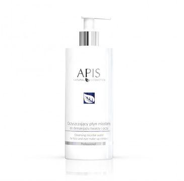 Apis – Cleansing Micellar Water oczyszczający płyn micelarny do demakijażu twarzy i oczu (500 ml)