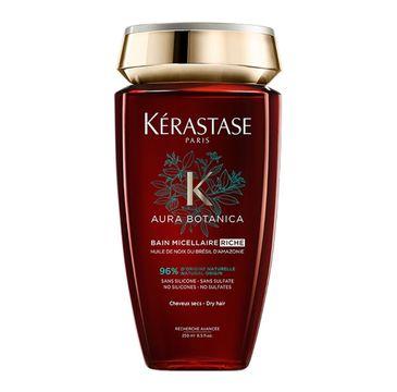 Kerastase – Aura Botanica Bain Micellaire Riche bogata kąpiel micelarna dla włosów matowych (250 ml)