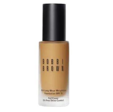 Bobbi Brown – długotrwały podkład kryjący Natural Tan Skin Long-Wear Weightless Foundation SPF15 (30 ml)