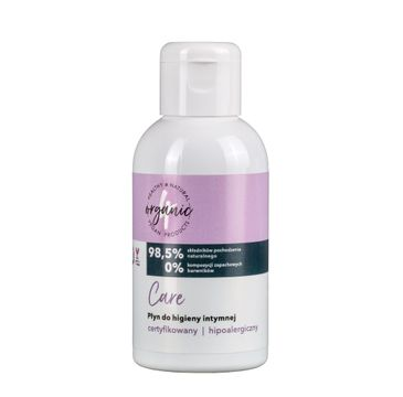 4organic – Care płyn do higieny intymnej (100 ml)