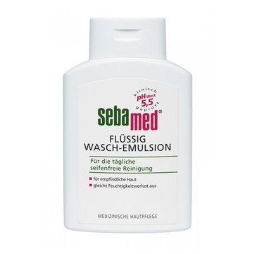 Sebamed Sensitive Skin Liquid Face & Body Wash emulsja do mycia twarzy i ciała 200ml