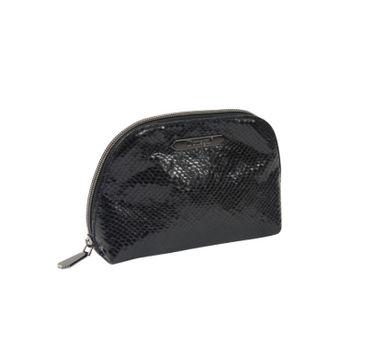 Donegal – Kosmetyczka damska Black Shine mała 4993 (1 szt.)