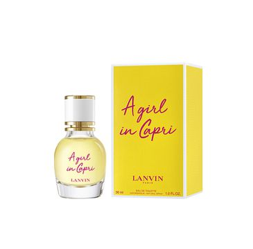 Lanvin A Girl In Capri – woda toaletowa spray (30 ml)