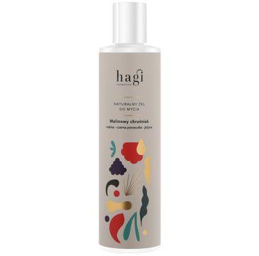 Hagi Cosmetics – Naturalny żel do mycia Malinowy Chruśniak (300 ml)