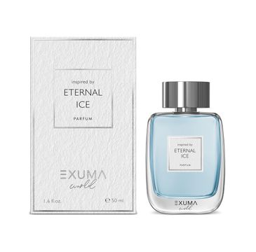 Exuma – World Eternal Ice Unisex woda perfumowana (50 ml)
