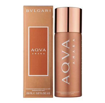 Bvlgari Aqva Amara spray do ciała 150ml