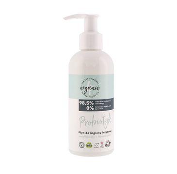 4organic – Probiotyk płyn do higieny intymnej (200 ml)