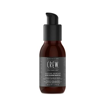 American Crew – Olejek do golenia  Shaving Skincare Ultra Gliding Shave Oil (50 ml)