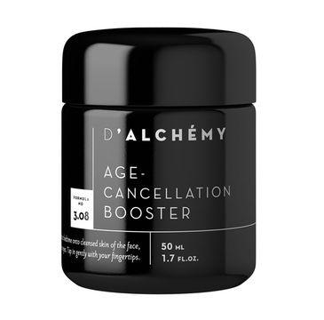 D'Alchemy Age-Cancellation Booster przeciwzmarszczkowy lotion do cery tłustej i mieszanej 50ml