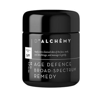 D'Alchemy Age Defence Broad-Spectrum Remedy krem na zmiany hormonalne i przebarwienia 50ml