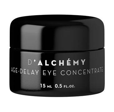D'Alchemy Age-Delay Eye Concentrate koncentrat pod oczy niwelujący oznaki starzenia 15ml