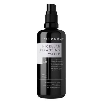 D'Alchemy Micellar Cleansing Water płyn micelarny do demakijażu 100ml