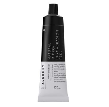 D'Alchemy Natural Micro-Dermabrasion Peel peeling do twarzy 50ml