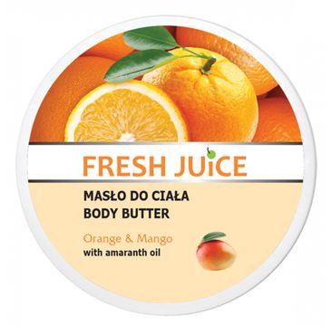 Fresh Juice – Masło do ciała Orange & Mango (225 ml)