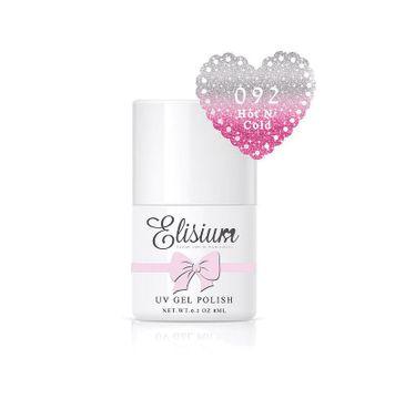 Elisium – lakier hybrydowy do paznokci UV Gel Polish 092 Got N Cold (8 ml)