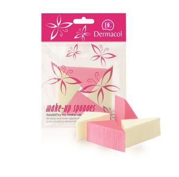 Dermacol – Make-Up Sponges gąbki do makijażu (4 szt.)