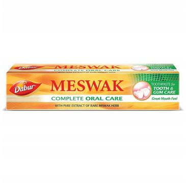 Dabur Meswak Complete Oral Care Toothpaste pasta do zębów bez fluoru (200 g)