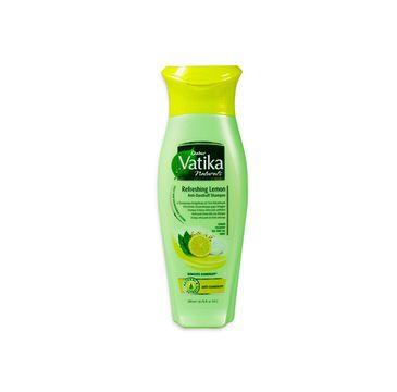 Dabur Vatika Refreshing Lemon Anti-Dandruff Shampoo przeciwłupieżowy szampon do włosów Cytryna (200 ml)