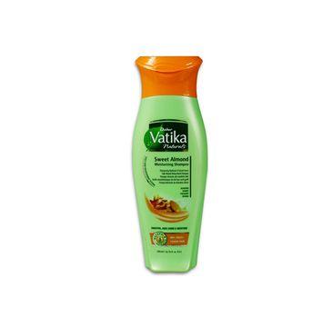 Dabur Vatika Sweet Almond Moisturizing Shampoo nawilżający szampon do włosów Słodkie Migdały (200 ml)