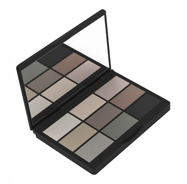 Gosh Shadow Collection Eyeshadow Palette – paleta cieni do powiek 004 To Be Cool In Copenhagen (12 g)