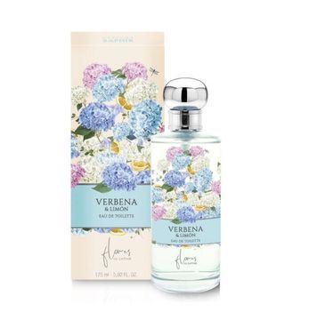 Flores de Saphir Verbena & Limon – woda toaletowa spray (175 ml)