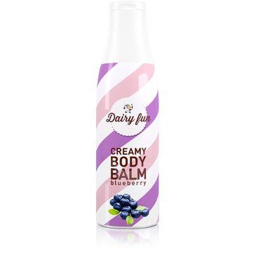 Dairy Fun balsam do każdego rodzaju skóry kremowy jagodowy 400 ml