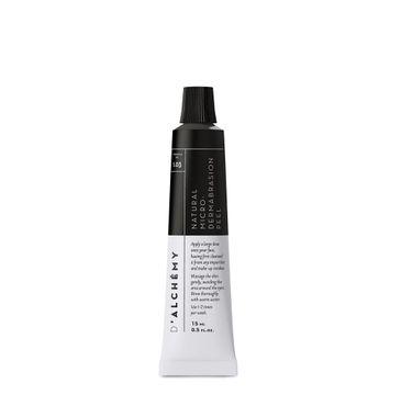 D'Alchemy – Natural Micro-Dermabrasion Peel peeling do twarzy (15 ml)