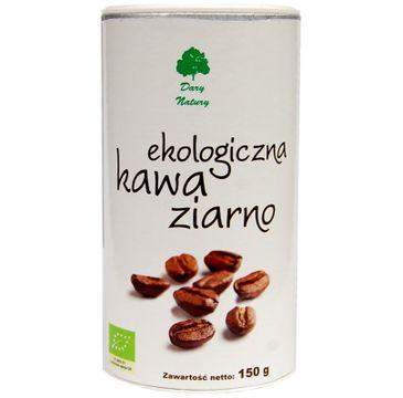 Dary Natury Ekologiczna Kawa ziarno 150g