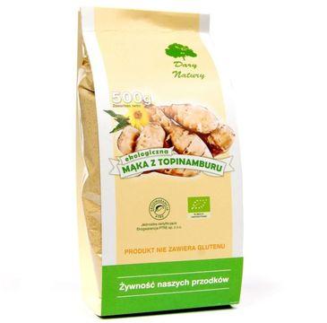 Dary Natury Ekologiczna Mąka z Topinamburu 500g