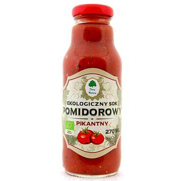 Dary Natury Ekologiczny Sok pomidorowy pikantny 270ml