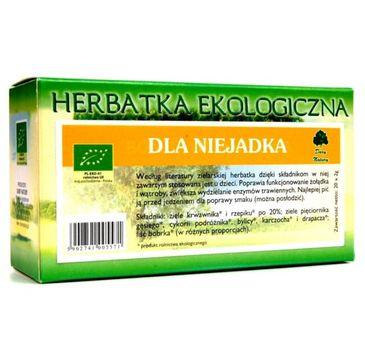 Dary Natury Herbatka Ekologiczna Dla Niejadka 20x2g