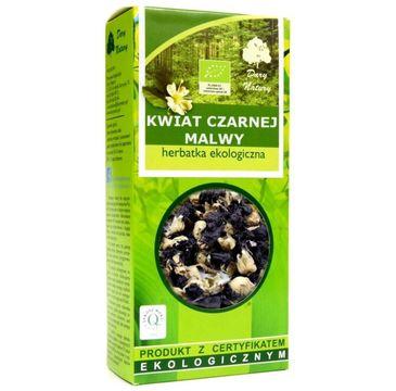 Dary Natury Herbatka ekologiczna Kwiat Czarnej Malwy 25g