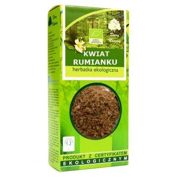 Dary Natury Herbatka ekologiczna Kwiat Rumianku 50g