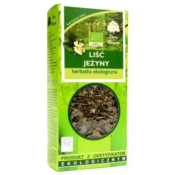 Dary Natury Herbatka ekologiczna Liść Jeżyny 25g