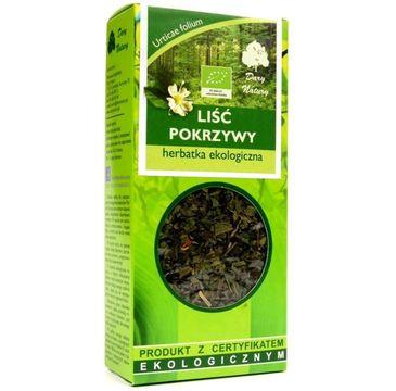 Dary Natury Herbatka ekologiczna Liść pokrzywy 25g