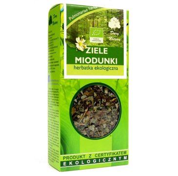 Dary Natury Herbatka ekologiczna Miodunka ziele 25g