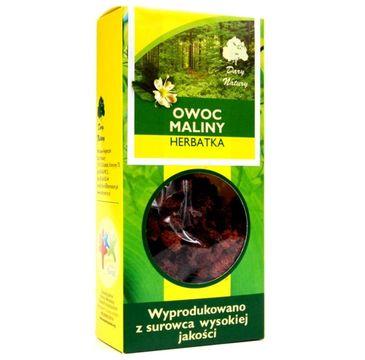 Dary Natury Herbatka ekologiczna Owoc Maliny 50g