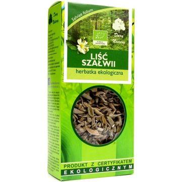 Dary Natury Herbatka ekologiczna Szałwia liść 25g