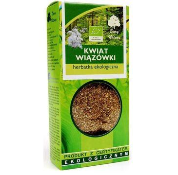 Dary Natury Herbatka ekologiczna Wiązówka kwiat 25g